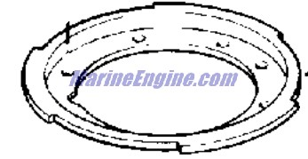 magneto Parts for 1975 40hp 40r75c Outboard Motor