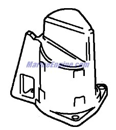 power tilt and trim Parts for 1979 85hp 85999r Outboard Motor