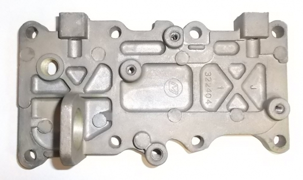 Evinrude Cylinder & Crankcase Parts for 1980 9.9hp