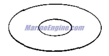 Evinrude Recoil Starter Parts for 2011 30hp E30DRSLIIS