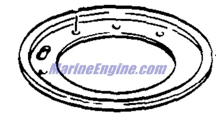 Evinrude Ignition System Parts for 1985 50hp E50BELCOB