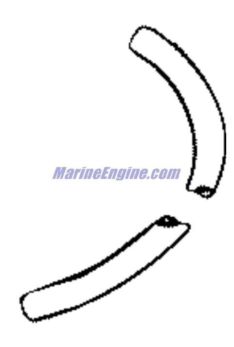 Evinrude Vro Pump Parts for 1985 140hp E140TXCOS Outboard