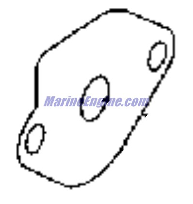 intake manifold and primer system Parts for 1986 40hp