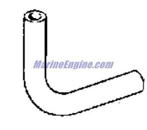 Evinrude Fuel Pump Parts for 1996 70hp E70TLEDA Outboard Motor