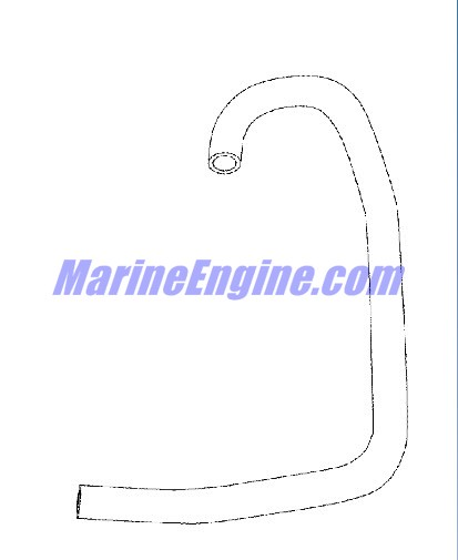 fuel lift pump Parts for 2011 150hp e150dpxiib Outboard Motor