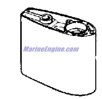 gearcase group Parts for 1970 1.5hp 1r70r Outboard Motor