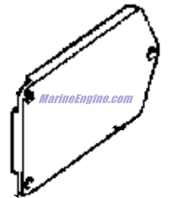 Evinrude Ignition System Parts for 1973 85hp 85393M