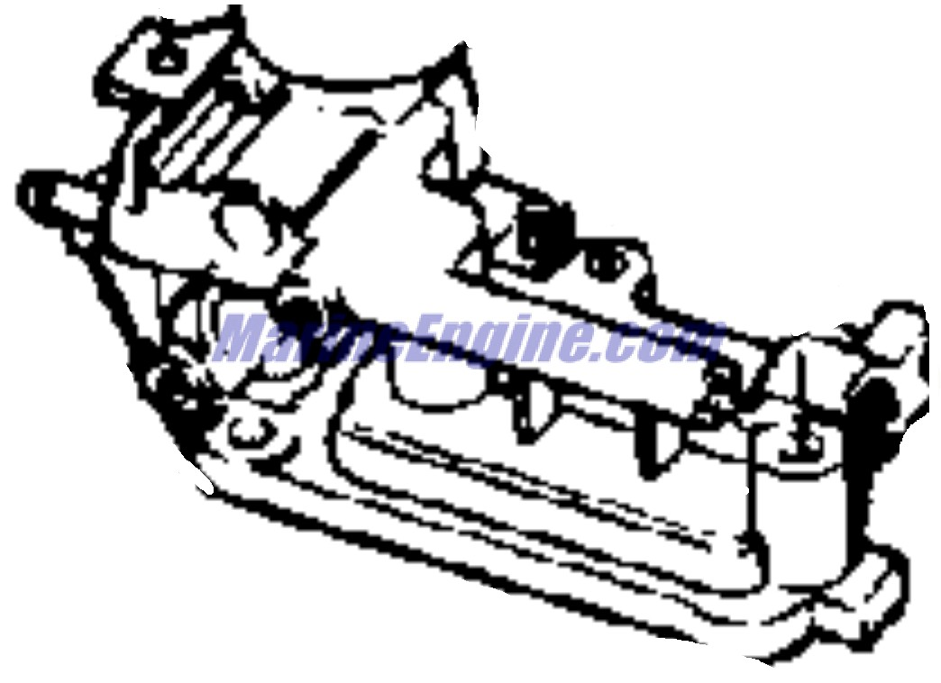 carburetor Parts for 1973 9.5hp 9322b Outboard Motor