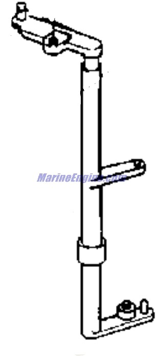 Evinrude Johnson OMC 0398026 : Part Replaced By 0438075