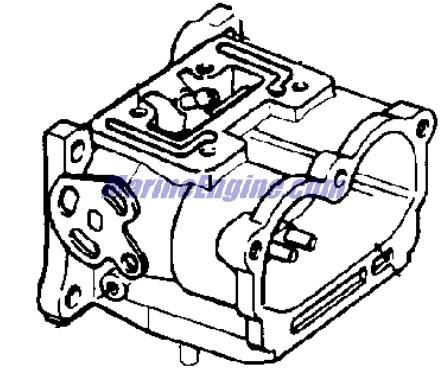carburetor Parts for 1987 150hp j150txcur Outboard Motor