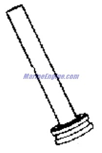 Johnson Power Trim/tilt Hydraulic Assembly Parts for 1998