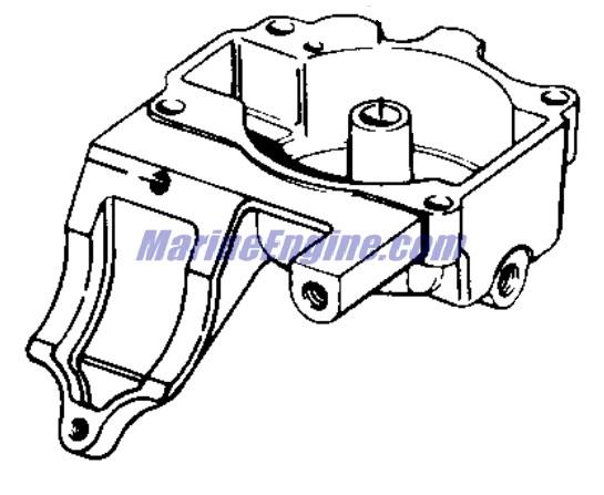 Johnson Carburetor Parts for 1984 25hp J25RCRD Outboard Motor