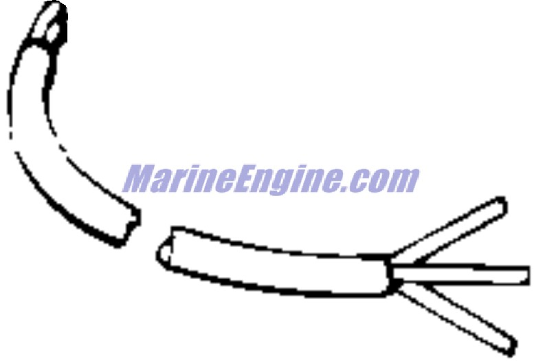 Evinrude Ignition System Parts for 1988 50hp E50BECCS