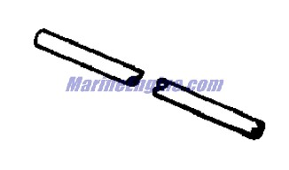 Johnson Power Trim/tilt Hydraulic Assembly Parts for 1992