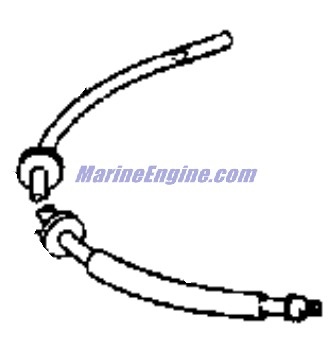Evinrude Distributor Group Parts for 1969 115hp 115983E