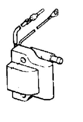 Johnson Ignition System Parts for 1983 70hp J70ELCTE