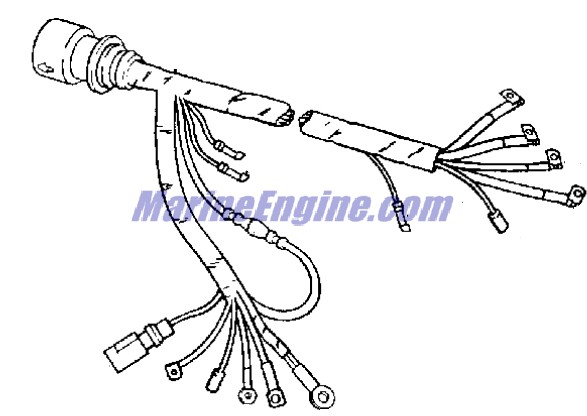 Johnson Ignition System Parts for 1986 90hp J90TLCDC