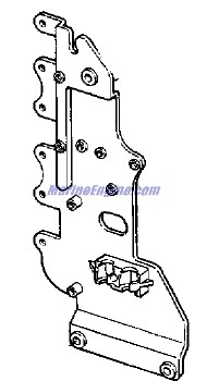 Evinrude Ignition System Parts for 1990 70hp TE70TLESF