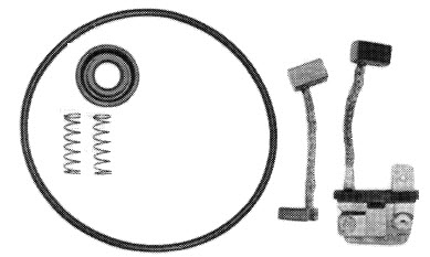 Johnson Power Trim/tilt Hydraulic Assembly Parts for 1999