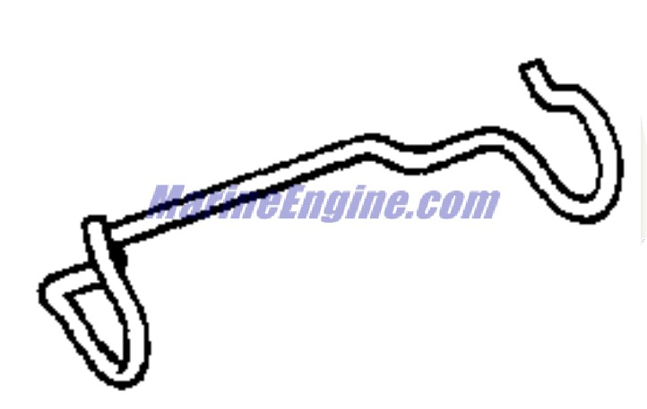 OMC Stern Drive Wire Harness, Bracket & Solenoid Parts for