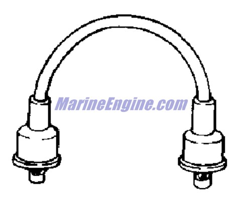 OMC Stern Drive Distributor Parts for 1988 2.3L 232APRGDE