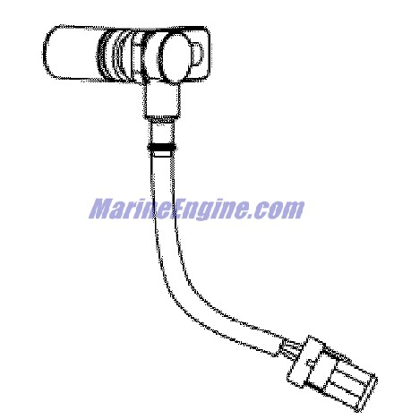 Evinrude Engine Electrical Harness Parts for 2004 90hp