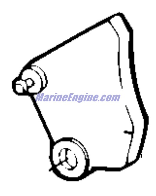 Tiller Upgrade Kit 50-70hp (2-Stroke) Accessories for 2001