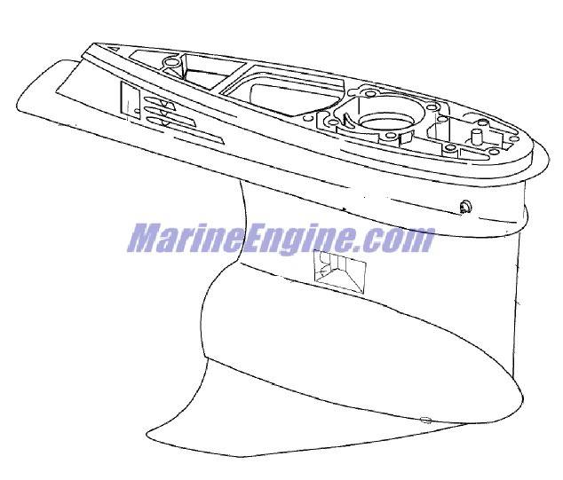 Evinrude Johnson OMC 5005550 : Part replaced by 5007399