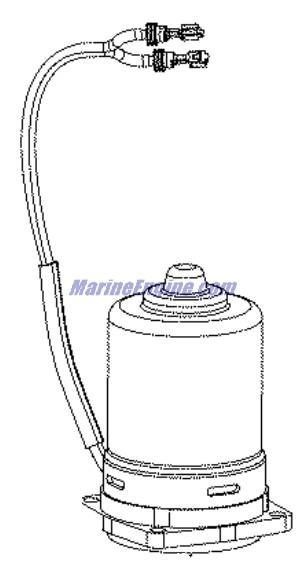 Johnson Power Trim/tilt Parts for 2005 50hp J50PLSOC