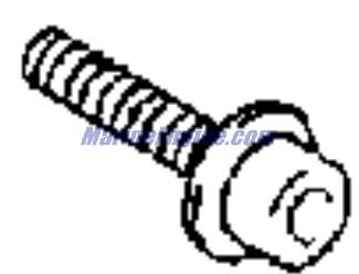 Evinrude Power Trim/tilt Hydraulic Parts for 2000 70hp E70
