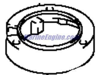 starter motor Parts for 2003 60hp bj60pl4stc Outboard Motor