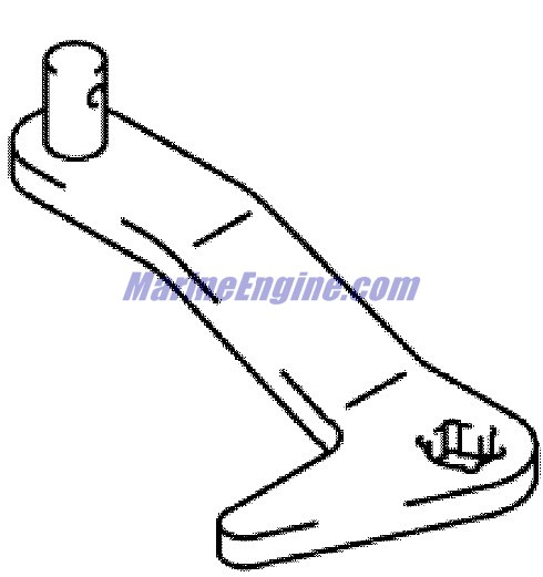 Johnson Shift Linkage Parts for 2003 140hp J140PL4STS