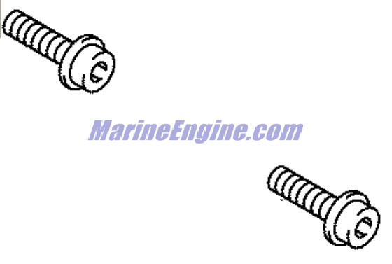 Johnson Power Trim/tilt Electric Parts for 2002 60hp