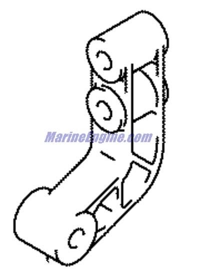 Johnson Fuel Pump & Vapor Separator Parts for 2004 225hp