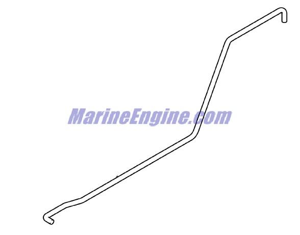 carburetor Parts for 2007 2.5hp j2r4suc Outboard Motor