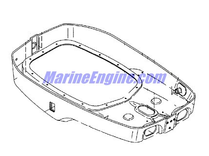 Mercury Marine Racing Engine, Mercury, Free Engine Image