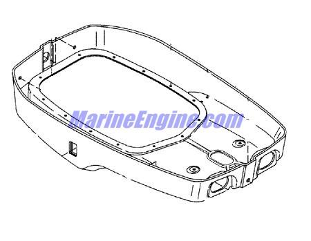 Mercury Mariner Racing 150 / 200 EFI Pro Max / Super Mag