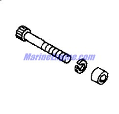 Mercury Marine V-175 HP XRI (EFI) Fuel Management System Parts