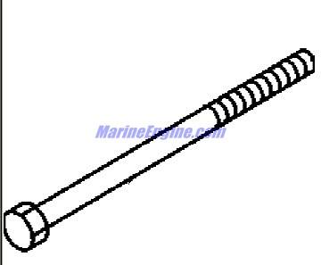 Mercury Marine 15 Carburetor (2 Cylinder) (4-Stroke