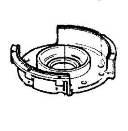 Force 75 HP (1999) Crankshaft, Pistons & Connecting Rods Parts