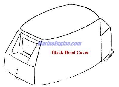 Mercury Marine 9.9 (2 Cylinder) (International) Cowling Parts