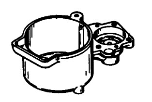Mercury Marine 25 HP (2 Cylinder) Carburetor (20 / 25