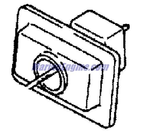 Recoil Starter for Mercury / Mariner (4 / 5HP 2-Stroke) Engine
