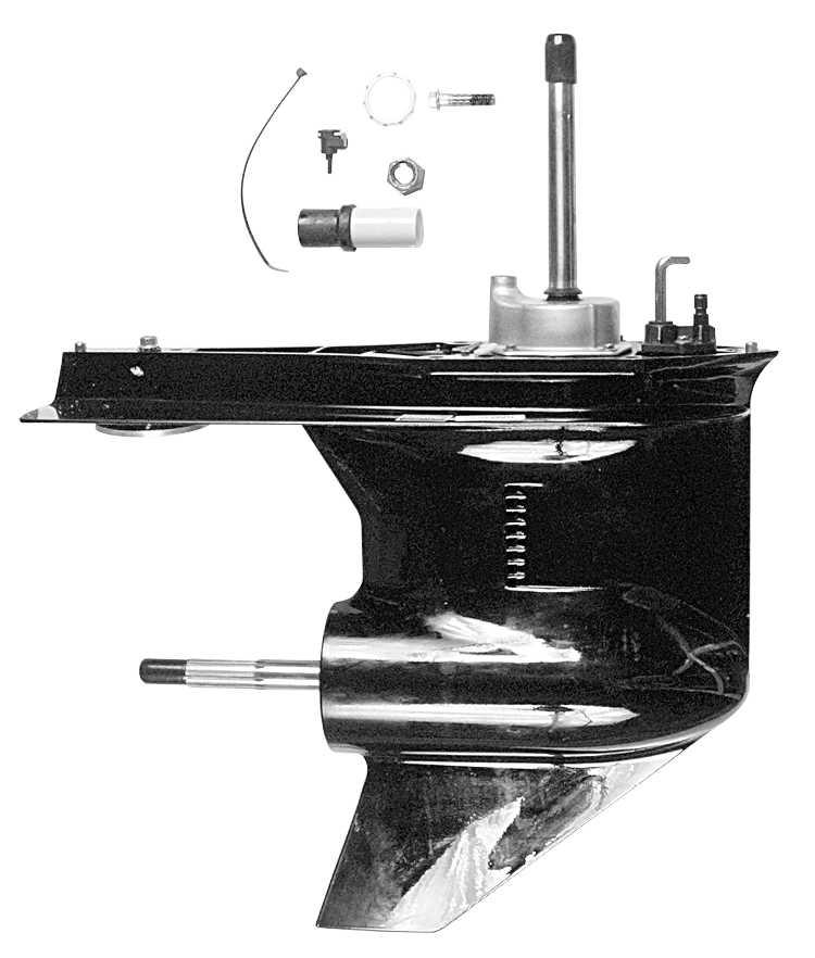 alpha one sterndrive parts diagram er tutorial for beginners gear housing(prop shaft)(standard rotation) mercruiser (alpha one, gen ii ...