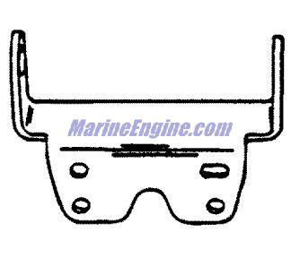 Mercury Marine Steering Systems & Components Attaching Kit