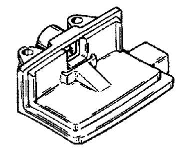 Mercury Marine 9.9 HP Manual Starter (Design I) Parts
