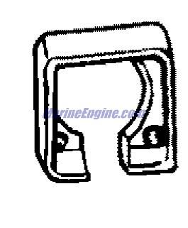 Mercury Marine 400 Rectifier, Starter Solenoid & Wiring