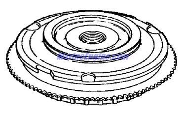 Mercury Marine 225 HP (3.0L EFI) Flywheel / Stator Parts