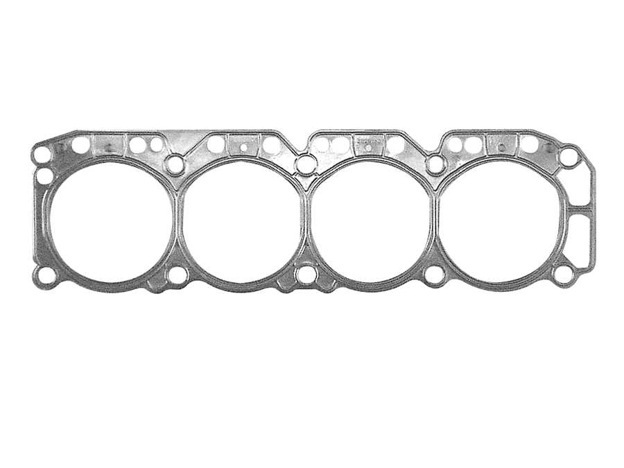 MerCruiser 120 GM 153 I / L4 1964-1972 Gaskets & Gasket