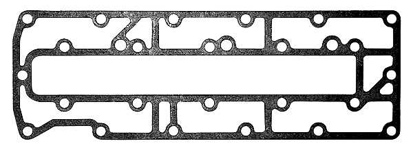 Mercury Marine 70 HP (3 Cylinder) Induction Manifold